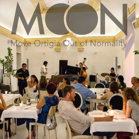 Moon - Move Ortigia Out of Normality