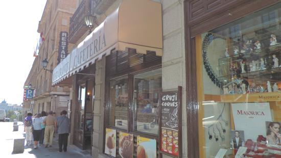 Cafeteria Alfonso VI