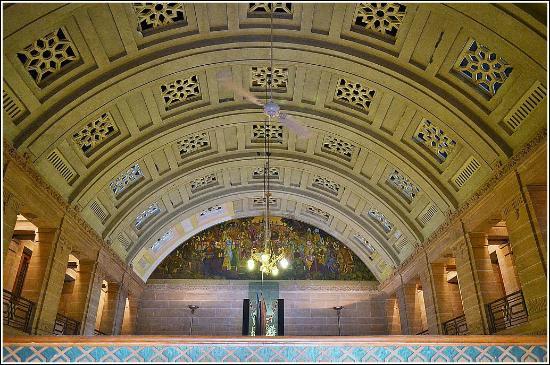 Umaid Bhawan Palace Museum: Palace Interior