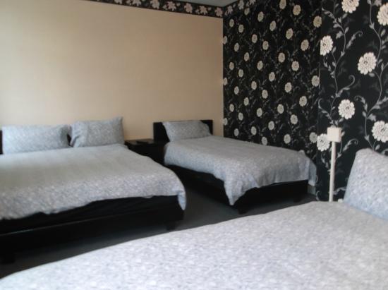 The Derwent Blackpool: BEDROOM SLEEPS 5
