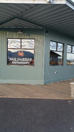 Bar Harbor Restaurant: new restarant