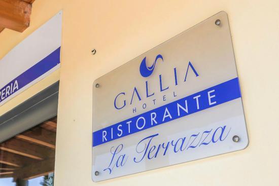 Gallia Hotel : Ristorante