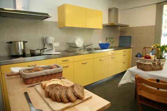 Common kitchen / Gemeinschaftsküche
