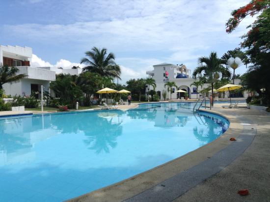Green 9 same spa beach resort desde for Apartahoteles familiares playa