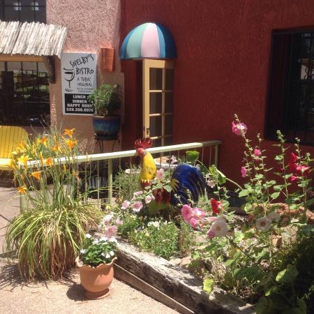 Tubac, AZ: Front entrance