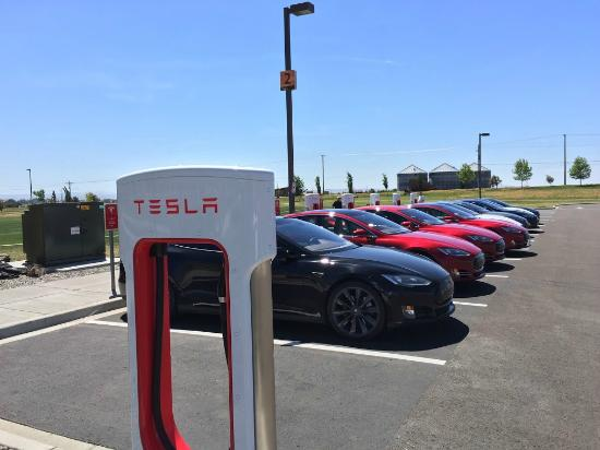 Wildhorse Resort & Casino : Wildhorse now has a Tesla Supercharger