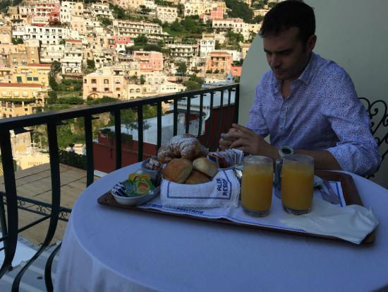 Residence Alcione: Colazione