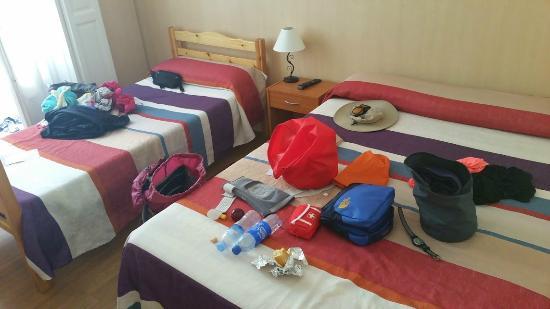 Hostel Entresuenos Logrono: quarto
