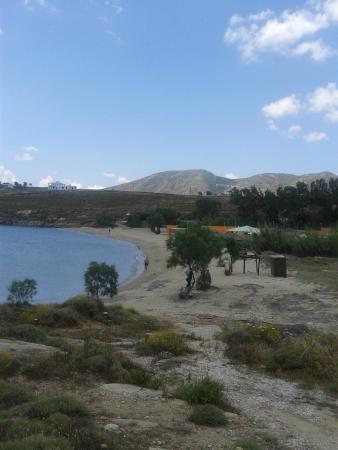 Marpissa, Grecja: παραλια πουντα
