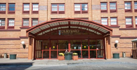 Photo of Courtyard Providence Downtown