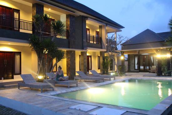 Jonsen Homestay: Pool