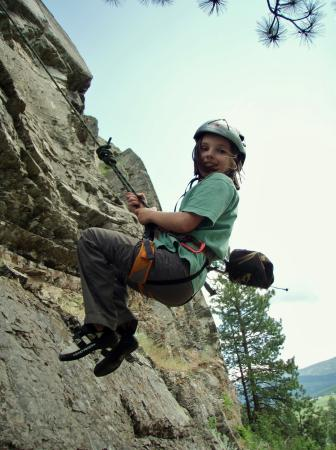 Tour di arrampicata