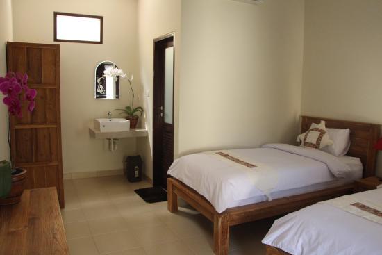 Jonsen Homestay: Room