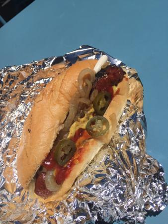 Biker Jim's Gourmet Dogs: Amazing