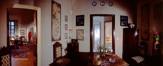 Salotto suite Battista