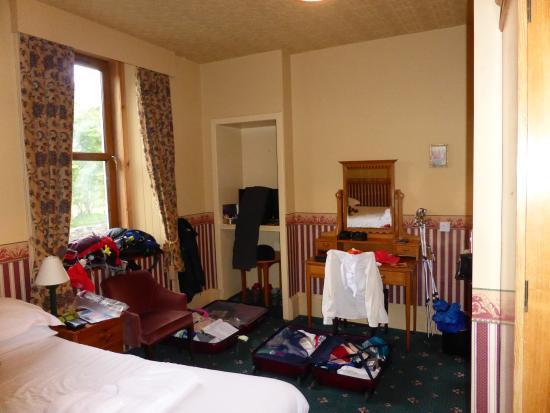 Kilchoan House Hotel: Zimmeransicht
