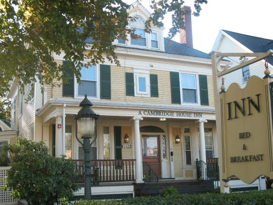 Photo of A Cambridge House B & B Inn
