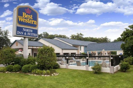 Photo of BEST WESTERN North Inn & Suites Bastrop