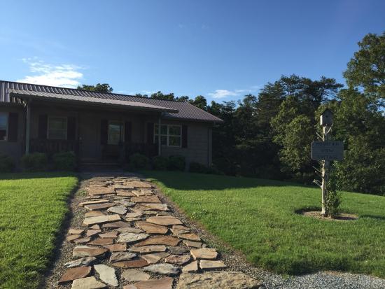 Tennessee Mountain Lodge Aufnahme