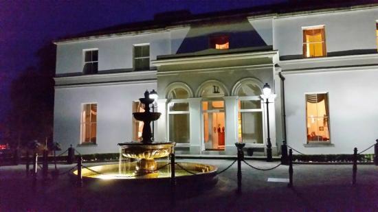 Tulfarris Hotel and Golf Resort: Manor House