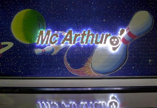 McArthur Lanes