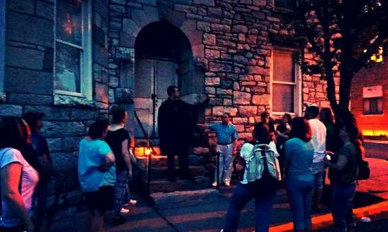 Haunted History and Legends Tour of Martinsburg WV