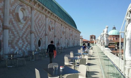 muro terrazza - Picture of La terrazza, Vicenza - TripAdvisor