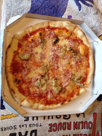 Pizza Acrobatica Di Pasini Daniele