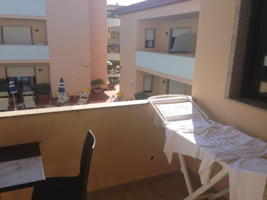 Picale Apartments : Balcony