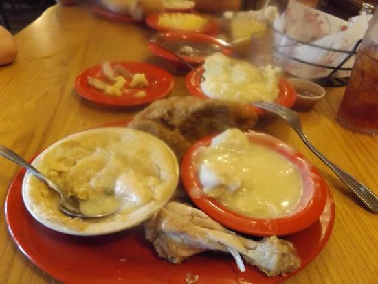 Chicken Sampler Picture of Applewood Farmhouse Grill Sevierville TripAdv
