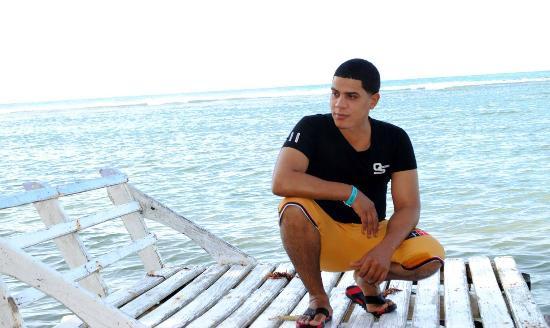 Coop Marena Beach Resort: Tarima dentro del agua