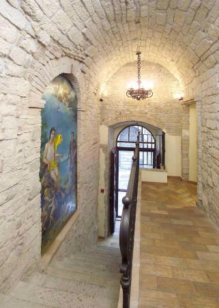Hotel Fortuna: Hall