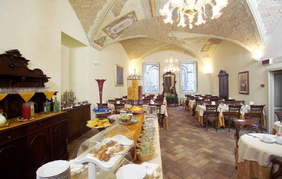 Hotel Fortuna: Sala colazioni