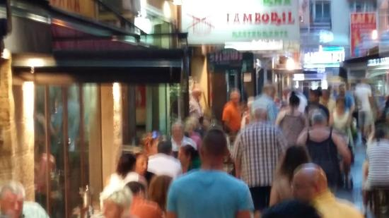 The Tapas Alley with Taberna Tamboril