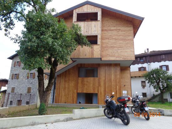 Albergo Diffuso Borgo Soandri: una delle case dell'Albergo Diffuso