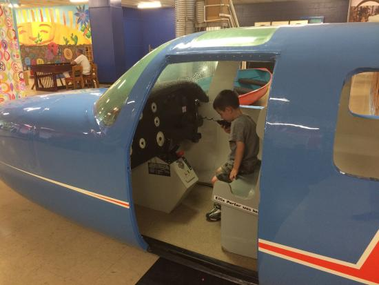Just a few of the great interactive adventures for kids at the Northeast Texas Children's Museum