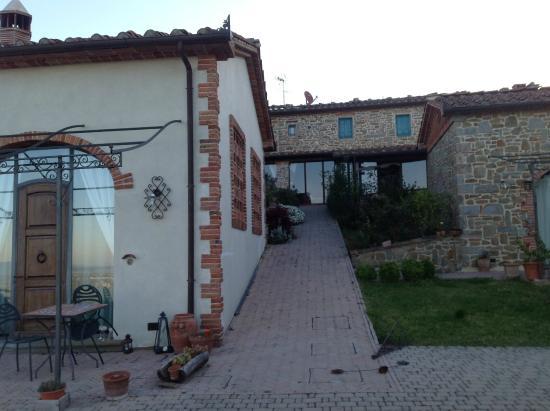 Casavacanze la Porta di Mignana: наш домик