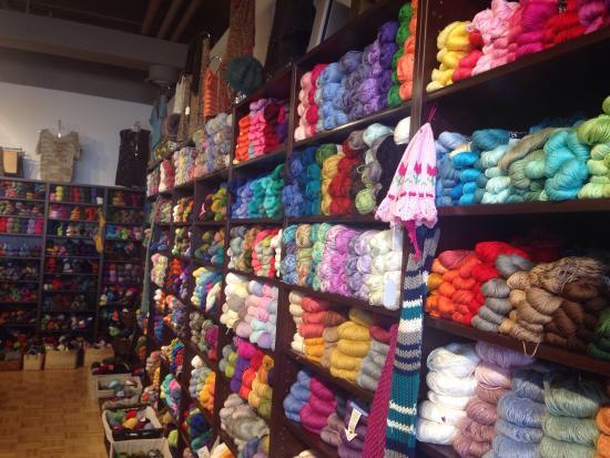 So Much Yarn