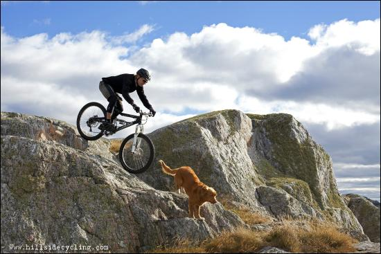 Hillside Cycling - Guided Mountainbike Tours