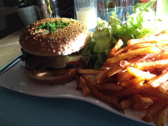 Le Tablier: Burger Italien.