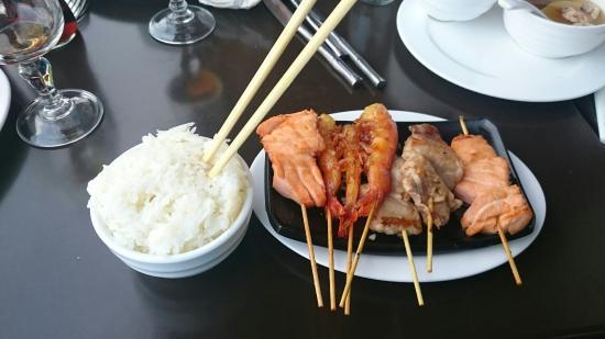 Garden wok