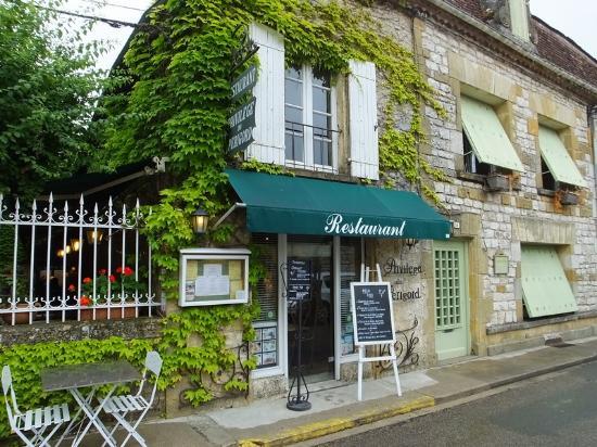 Restaurant Privilege du Perigord : la facade