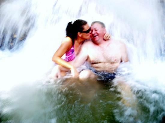 Dunn's River Falls and Park : dun river falls