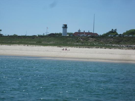 Blue Claw Boat Tours: Chatham Light House
