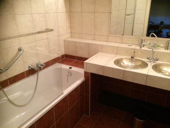 Parc Hotel Wangenbourg : SdB chambre double prestige