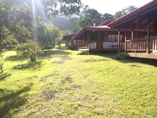Ecolodge San Luis : Bungalow