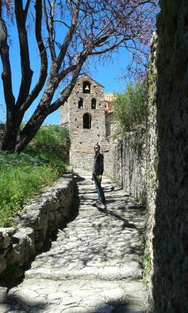Archaeological Site of Mystras