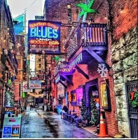 Good Restaurant Downtown Nashville