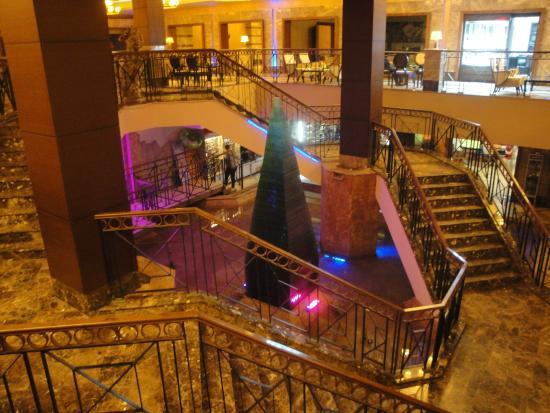 Escalera Picture Of Fantasia Hotel De Luxe Kusadasi Tripadvisor