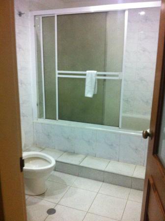 Anaco, Venezuela: Baño Habitación Suite